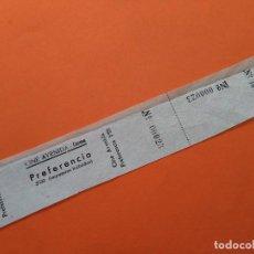 Cine: ENTRADA CINE AVENIDA - CARME (BARCELONA) - AÑOS 40 ...L3591. Lote 247952775