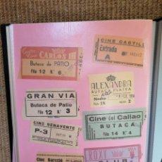 Cinema: ENTRADAS DE CINE. Lote 257406290
