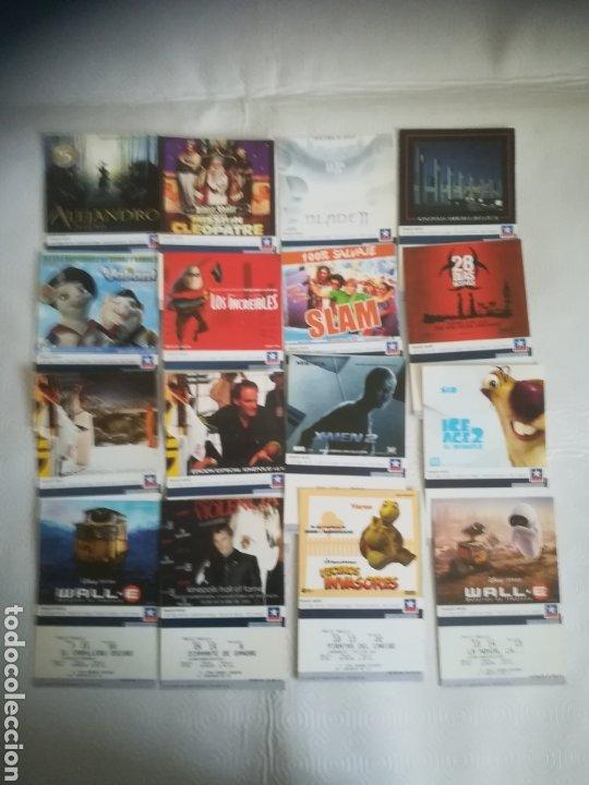 EMTRADAS DE CINE KINEPOLIS (Cine - Entradas)