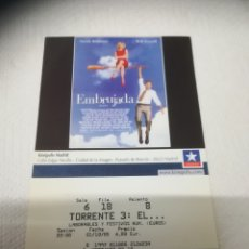 Cine: ENTRADAS DE CINE KINEPOLIS. Lote 268968174