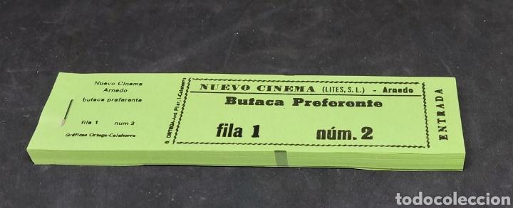 Cine: LOTE 6 TACOS ENTRADAS - NUEVOS - NUEVO CINEMA - ARNEDO - LA RIOJA - BUTACA D PATIO - CAR210 - Foto 2 - 276666363