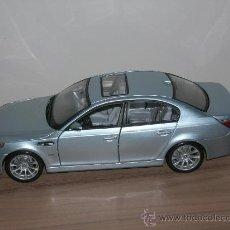 Coches a escala: BMW M5 ESCALA 1/18 MAISTO NUEVO INCLUYE SU CAJA. Lote 27734587