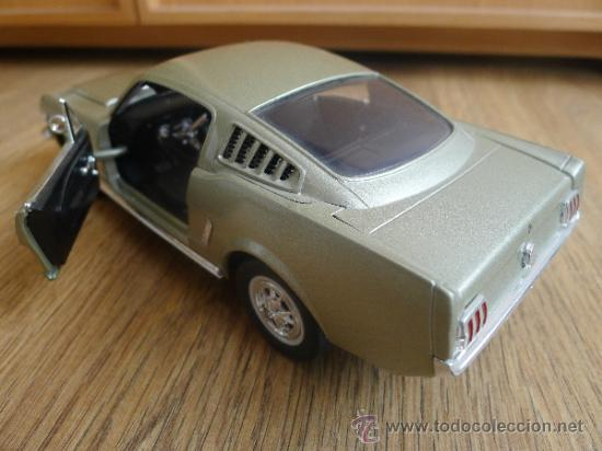 Coches a escala: Ford mustag 1965 a escala como nuevo . - Foto 3 - 31115073
