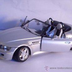 Coches a escala: BBURAGO METALICO ESCALA 1/18 BURAGO BMW M ROADSTER (1996). Lote 32746102