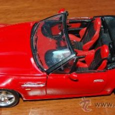 Coches a escala: BMW ROADSTER M ESCALA 1/18 1996 - ESCALA 1/18 BURAGO - MADE ITALY COMO SE VE EN FOTOS. Lote 33302013