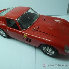 Coches a escala: FERRARI GTO (1962) SCALA 1/18 BURAGO Nº 3011. Lote 34451346