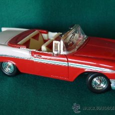 Coches a escala: CHEVROLET BELL AIR USED DEL AÑO 1956. Lote 37075237