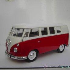 Coches a escala: VW COMBI-1966-1:19-SOLIDO. Lote 35234943