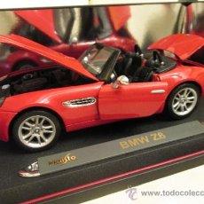 Coches a escala: BMW Z8 MAISTO ESPECIAL EDITION EN SU CAJA. Lote 36246645