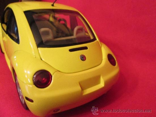 Coches a escala: Volkswagen new beatle escarabajo en su caja - Foto 4 - 293543913