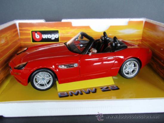 Burago 118 Ref 3377 Bmw Z8 Gold Collection Kaufen Modellautos