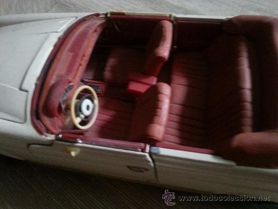 Coches a escala: antiguo juguete mercedes benz de la alemania del este - Foto 5 - 38310974