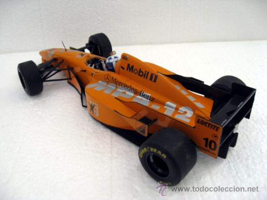 Coches a escala: F1 McLaren Mercedes MP 4-12 1997 Coulthard Test Car MINICHAMPS 1:18 - Foto 2 - 107536083
