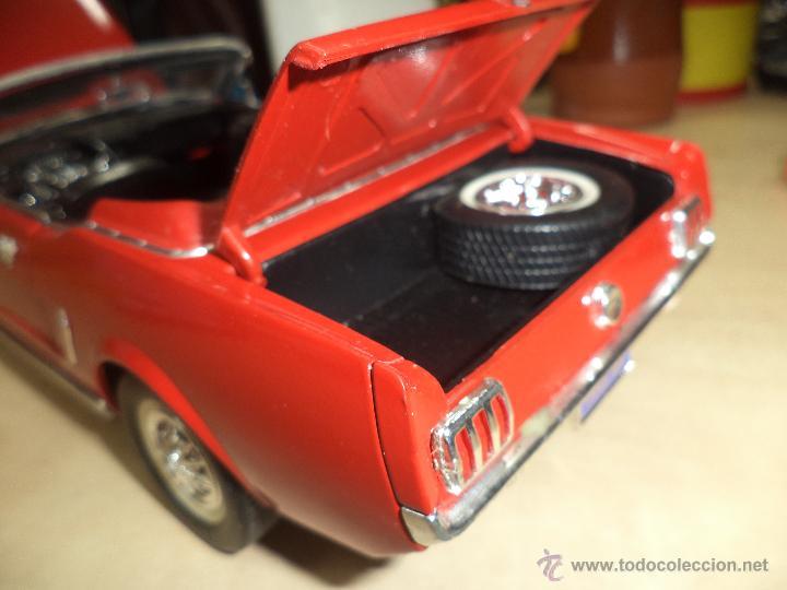 Coches a escala: Ford Mustang 1/18 de Mira-España - Foto 4 - 64619786