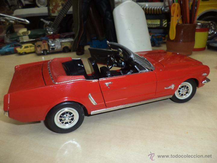 Coches a escala: Ford Mustang 1/18 de Mira-España - Foto 6 - 64619786