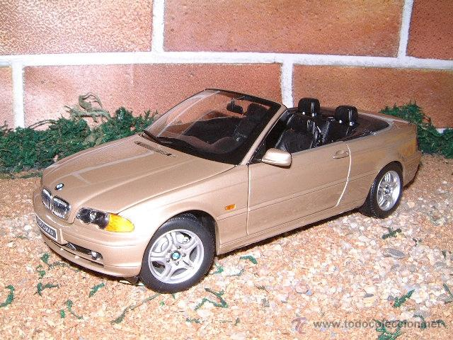 Bmw Serie 3 Cabrio E46 Kyosho Ref 80430009 Sold Through