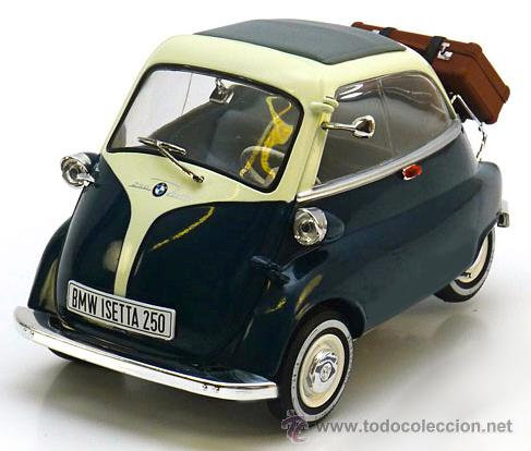 bmw isetta 250 1955 escala 1 18 de revell comprar coches. Black Bedroom Furniture Sets. Home Design Ideas