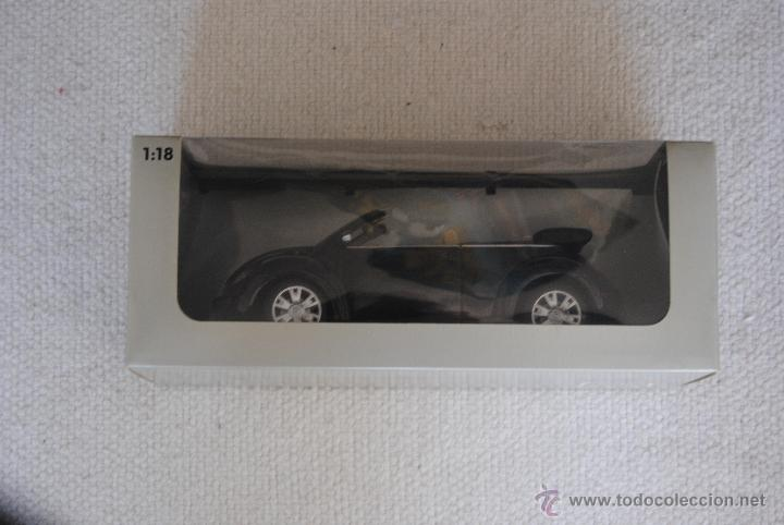 Coches a escala: VW NEW BEETLE CABRIO BURAGO - Foto 4 - 48216336