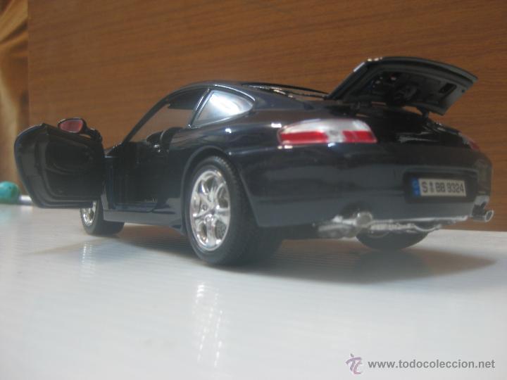 Coches a escala: Porsche Carrera 911 de Burago - Foto 2 - 49034026