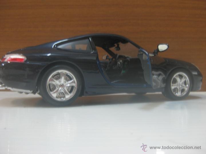 Coches a escala: Porsche Carrera 911 de Burago - Foto 5 - 49034026