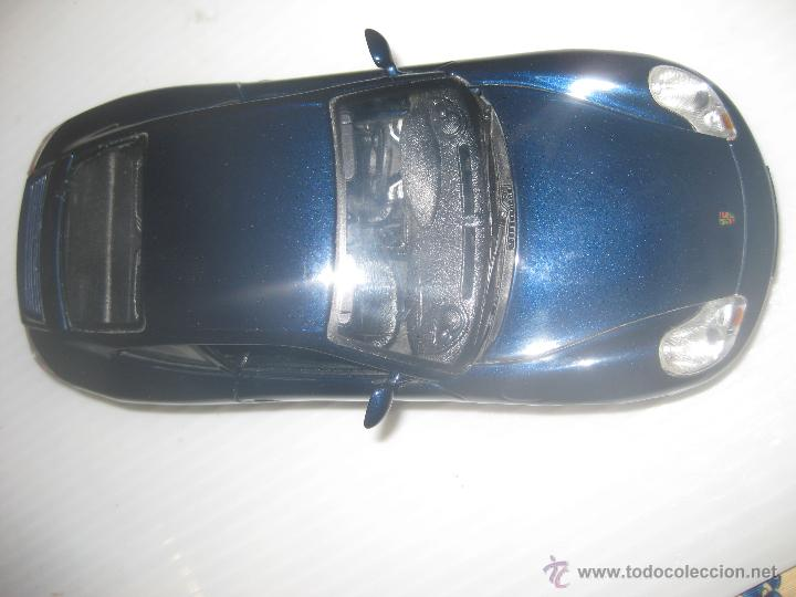 Coches a escala: Porsche Carrera 911 de Burago - Foto 8 - 49034026