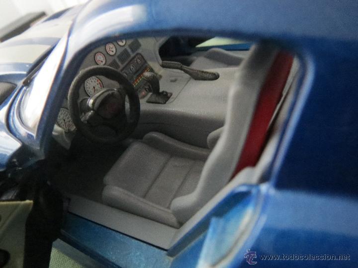 Coches a escala: DODGE VIPER GTS COUPE BURAGO 1/18 - Foto 3 - 51920170
