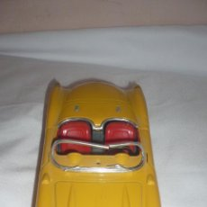 Coches a escala: COCHE CHEVROLET CORVETTE AÑO 1957 (BBURAGO MADE IN ITALY). Lote 52340123