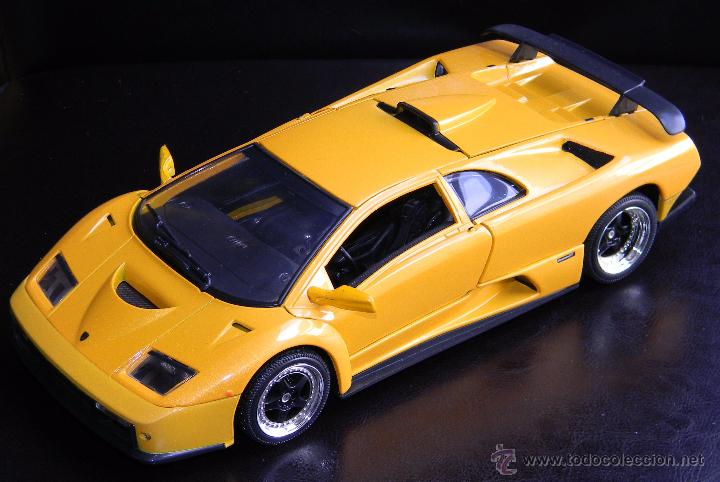 lamborghini diablo gt escala 1 18 marca mot comprar coches a escala 1 18 en todocoleccion. Black Bedroom Furniture Sets. Home Design Ideas