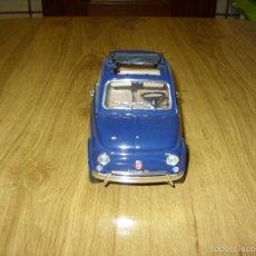 Coches a escala: FIAT 500 L (BBURAGO 1968) ESCALA 1:16. Lote 56388476