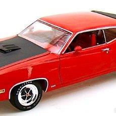 Coches a escala: FORD TORINO GT 429 1970 ESCALA 1/18 DE ERTL. Lote 56393432