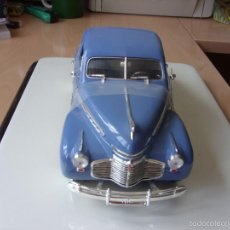 Coches a escala: CHEVROLET DE LUXE COUPE (EAGLE´S 1941).ESCALA 1:18. Lote 57046660
