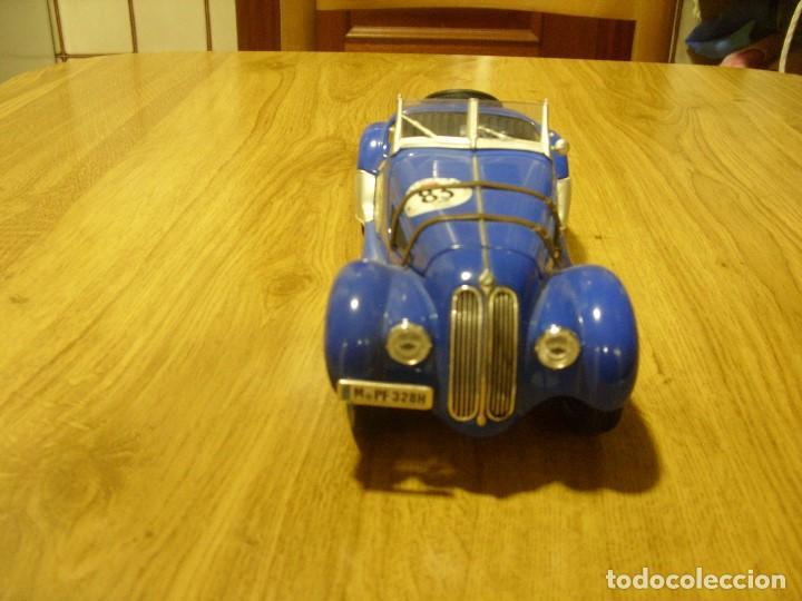 BMW 328 RALLY 1936 (RICKORICKO). ESCALA 1:18 (Juguetes - Coches a Escala 1:18)