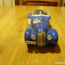 Coches a escala: BMW 328 RALLY 1936 (RICKORICKO). ESCALA 1:18. Lote 61813184