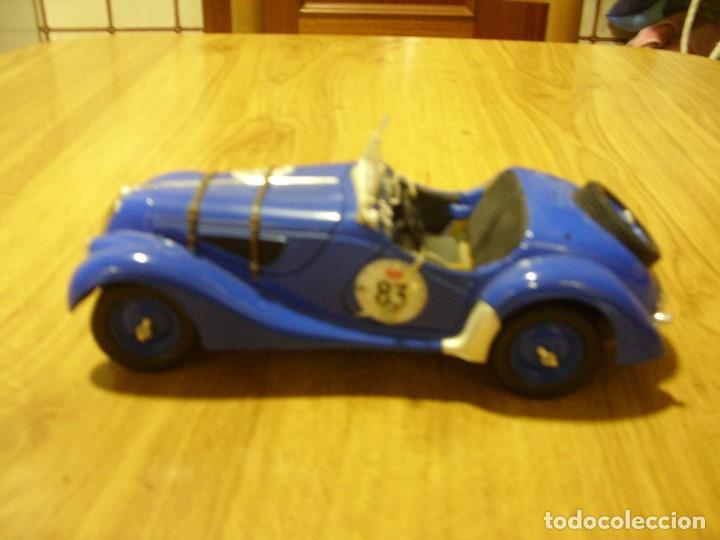 Coches a escala: BMW 328 RALLY 1936 (RICKORICKO). ESCALA 1:18 - Foto 2 - 61813184