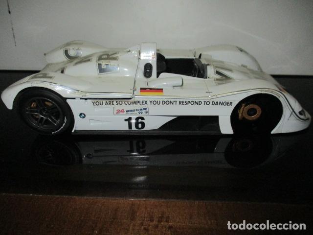 Coches a escala: 1:18 KYOSHO BMW V12 - Foto 15 - 64422551