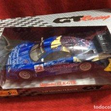 Coches a escala: MERCEDES CLK-GTR 1:18 MAISTO GT RACING. Lote 77092497