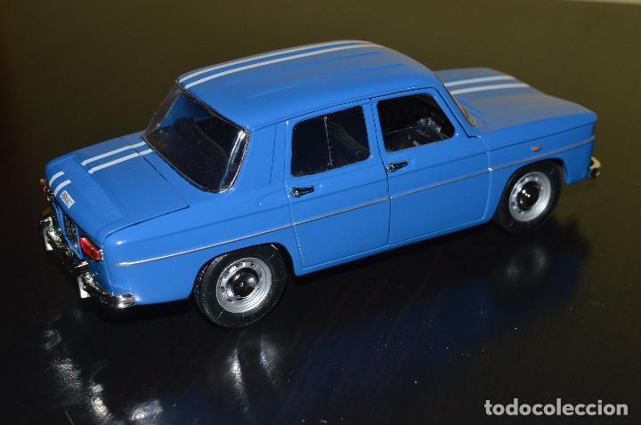 Coches a escala: Renault 8 Gordini - escala 1/18 - Solido - Foto 2 - 81741452