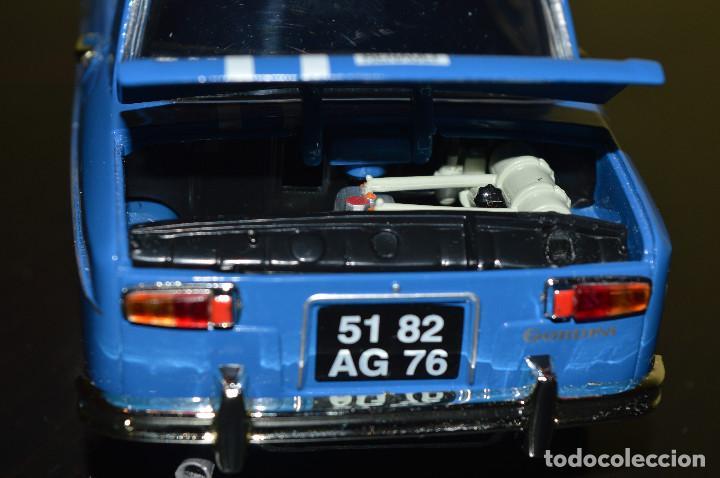 Coches a escala: Renault 8 Gordini - escala 1/18 - Solido - Foto 3 - 81741452