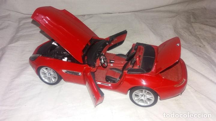 Bmw Z8 Rojo Kyosho Escala 118 Verkauft Durch Direktverkauf