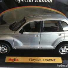 Coches a escala: COCHE MAISTO CHRYSLER PT CRUISER ESCALA 1/18 SPECIAL EDITION. Lote 159021584