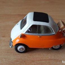 Coches a escala: COCHE BMW ISETTA - ESCALA 1/18 - VER FOTOS ADICIONALES. Lote 86763760