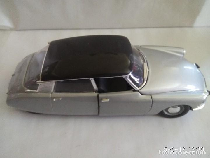Coches a escala: Citroen DS 19 1963 Sólido escala 1/18 - Foto 5 - 88964180
