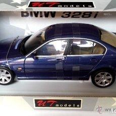 Coches a escala: BMW 328I 1:18 UT MODELS NUEVO, RARO Y ESCASO . Lote 92196100