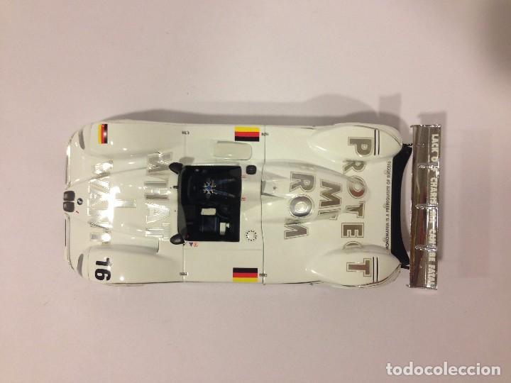 Coches a escala: BMW V12 LMR de Kyosho - Foto 7 - 92945260