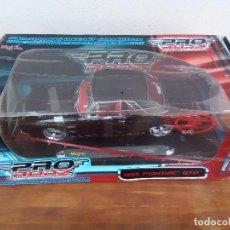 Coches a escala: PONTIAC GTO MAISTO. Lote 95720959