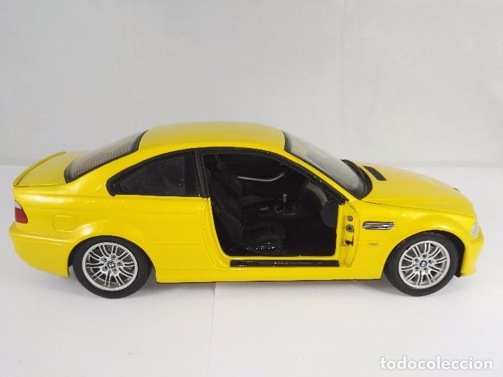 Bmw M3 Series Coupe E46 Kyosho Escala 1 18 Con Sold At Auction