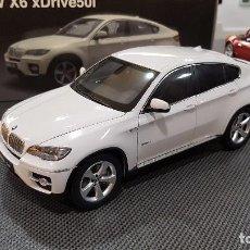 Coches a escala: BMW X6 XDRIVE 50I -E70- KYOSHO 1/18 WHITE REF 08761W. Lote 96372651