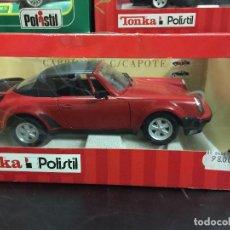 Coches a escala: PORSCHE 911 SC ESCALA 1/18 TONKA POLISTIL. Lote 97055271