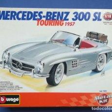 Coches a escala: ENVÍO GRATIS. MERCEDES BENZ 300 SL TOURING 1957. Lote 97874099