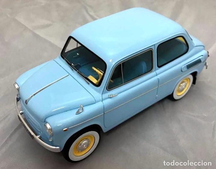 Coches a escala: Zaporozhets Zaz 965AE Jalta 1965 escala 1/18 de Premium Scale Models - Foto 4 - 97958627